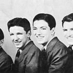 Andy, Dick, Don and Bob, the singing Williams Brothers