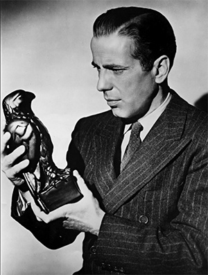 Humphrey Bogart publicity photo from The Maltese Falcon