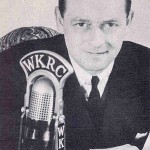 Waite Hoyt, legendary Cincinnati Reds broadcaster