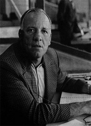 Joe Nuxhall, one half of the most famous Reds broascasting team of Marty and Joe