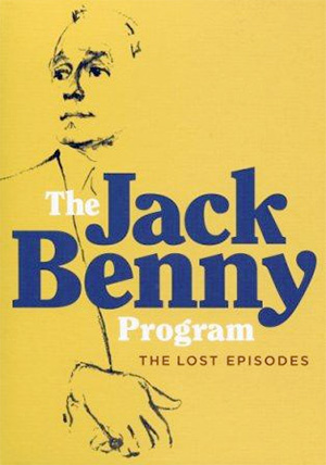 Jack Benny lost episodes DVD set