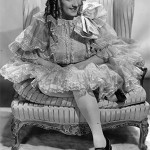 Teeny on Fibber McGee and Molly was played by Marian Jordan (Molly)