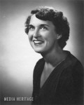 Mary Wood, Cincinnati Post's radio critic