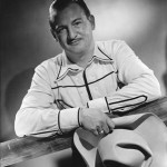 Nelson King, WCKY Disc Jockey was born as Charles Schroeder